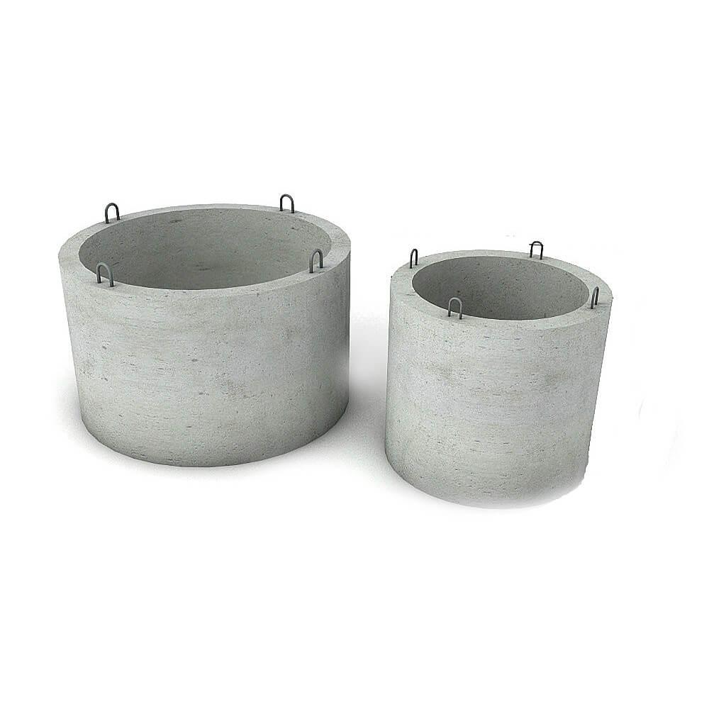 кольцо бетонное 1 метр цена москва